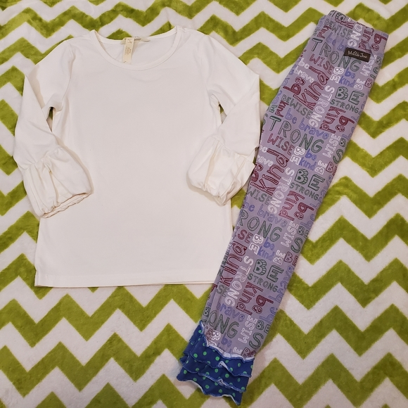 Matilda Jane Causal & Comfy Outfit Size 6